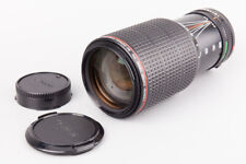 Canon Zoom New FD nFD Macro 80-200mm f/4 f4 L MF Prime Lens, For FD Mount