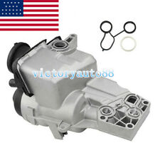 Oil Filter Housing 31338685 For Volvo C30 C70 S40 S60 V50 V60 XC60 2.4 5 Cyl T5