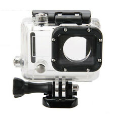 For GoPro Hero 3 3+ 4 Waterproof Housing Protective Underwater Diving Case White