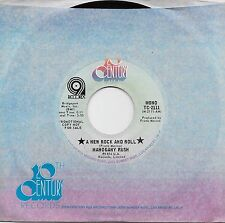 MAHOGANY RUSH A New Rock And Roll / Child Of The Novelty rare promo 45 from 1974