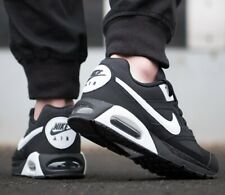 NIKE AIR MAX IVO RUNNING TRAINERS CASUAL 580518-011 Black/White UK 9.5 EUR 44.5