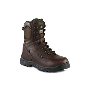 Red Wing Safety Toe Cap Style 3547 Insulated Safety Work Boots sz UK 7
