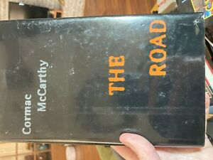 The Road by Cormac McCarthy (2006, Hardcover) 1st/1st HCDJ