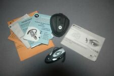 Motorola Hs820 Wireless Bluetooth Headset in Hematite Gray