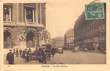 CPA 75 PARIS  LA RUE HALEVY
