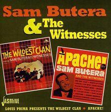 Sam Butera - Louis Prima Presents the Wildest [New CD]