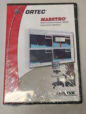 New Ortec Ametek Maestro 701 Multichannel Analyzer Mca Software