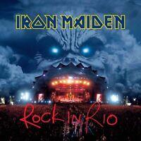 Iron Maiden - Rock In Rio (Live) [ECD] (2002)  2CD  NEW/SEALED  SPEEDYPOST