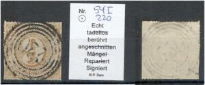 Thurn & Taxis 54 I gestempelt gepr. Sem ME 55 (213498)