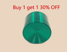 2 inch Tobacco Herb Grinder Spice Herbal 4 Piece Metal Alloy Smoke Crusher Green