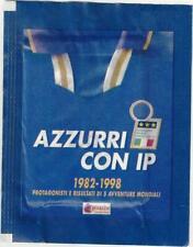 1998 Merlin Collections Azzurri Con IP 1982-1998 Single Sticker Unopened Packet