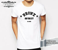 BRONX, NEW YORK CITY, HIP HOP, SWAG, ICONIC, T SHIRT