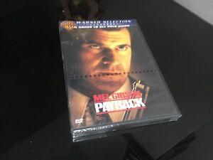 MEL GIBSON DVD PAYBACK PRECINTADA NUEVA