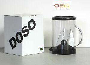 GSD Doso Kaffeedosierer Kaffeeportionierer für gemahlenen Kaffee Kaffeedose Neu