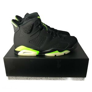 New Air Jordan 6 Retro Electric Green Size 9.5 CT8529-003 *FREE SHIP* In Hand!