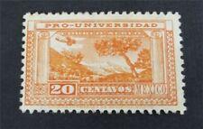 nystamps Mexico Stamp # C54 Mint Og Nh $33 U4y604
