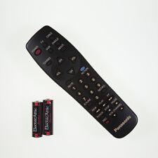 PANASONIC EUR511112 TV VCR DVD CT27G13W1, CT32614A Remote Control w/Batteries