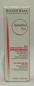 Bioderma Sensibio Gel Eye Contour 0.5 oz 15 ml. Eye Care Treatment EXP 2020