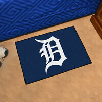 "MLB - Detroit Tigers Durable Starter Mat - 19"" X 30"""