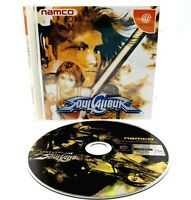 Sega Dreamcast -  SoulCalibur - NTSC-J Japanese Video Game T-1401M