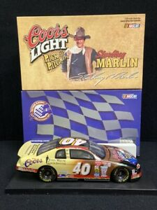 1999 Sterling Marlin #40 Coor's Light / John Wayne ~ Action 1/24 Scale Diecast