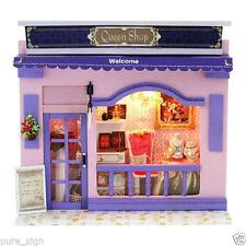 Case di bambole in negozio