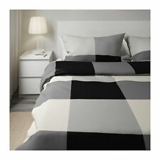 Pillow Case Checked 100% Cotton Quilt Covers