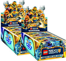 LEGO Nexo Knights 2 - Trading Cards - 2 Display (100 Booster) - Deutsch