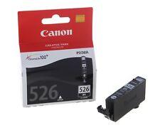 ORIGINAL CANON PIXMA 526 BK - Black Ink Cartridge - NEW - CLI-526BK Genuine ede