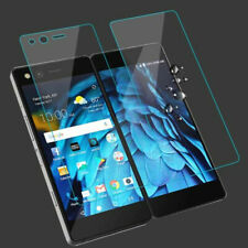Front + Back Tempered Glass Screen Protector Film For ZTE Axon M