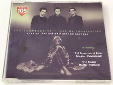 THE CRANBERRIES * JUST MY IMAGINATION * Special Limited Edition Italian Tour CD