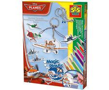 SES Magia di materiale plastico retraibile Disney Planes Ciondolo rendendo Creative Set Regalo Ragazze