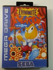 !!! Sega Mega Drive juego Dynamite Headdy OVP o. anl., Gebr. pero bien!!!