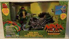 Teenage Mutant Ninja Turtles TMNT Next Mutation Bad Boy Biker Raph Street Cycle