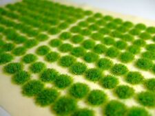 2mm Spring Green Grass: Self-Adhesive Multi-Scale Tufts Sp