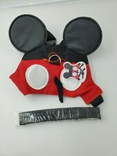 Mouse Themed Child's Harness Leash Safety Harness Bookbag Style Leash Toddler