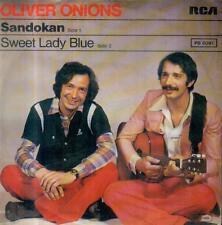 "7"" Oliver Onions Sandokan/(D)"