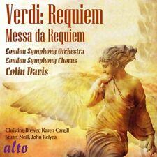 Stuart Neil - Verdi: Requiem Mass [New CD]