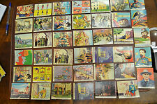 LOTTO 128 FIGURINE 200 DA ALBUM imperia 1965 RISORGIMENTO 1969 1970