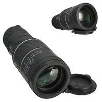 30x52 Anti-poussière Objectif Optique A Double Focale Monoculaire Lentilles