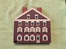 Cats' Meow Graff House 1988 Philadelphia Christmas Series
