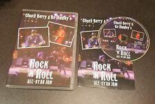 Chuck Berry & Bo Diddley's Rock N Roll All Star Jam (DVD, 2009) music concert