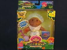 """5"""" 2001 TOTALLY TROLL/DAM SERIES 1 TINY TINA TICKLE NOS IN BOX W454"""