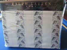Ralph Lauren King Size Juego de funda nórdica en invierno Percal Hoja De Casa Rural