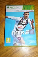 Fifa 19 Legacy Edition (Microsoft Xbox 360) Complete PAL GREAT Shape