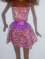 Barbie So in Style Leopard Print Dress for Dolls