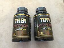 Assault Labs Tren Attack (TWO BOTTLES) Blackstone Labs Trenabol Olympus Labs LGI