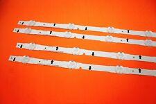 Nuevo arreglo completo de Luz De Fondo LED Strip Bar Samsung UE32EH5000K UE32EH5300 UE32EH5030