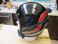 Vintage Polaris Snowmobile Helmet Size Unmarked
