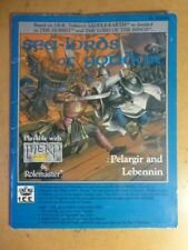 Sea-Lords of Gondor JRTM ICE Lord of the Rings ROLEMASTER Aucune couleur Pull Outs